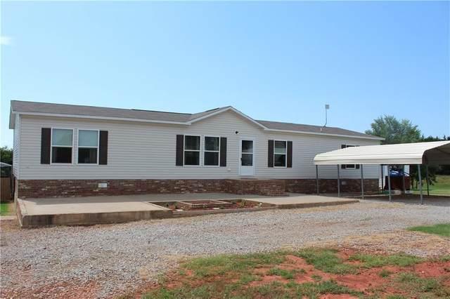 870537 S 3400 Road, Chandler, OK 74834 (MLS #918925) :: Homestead & Co