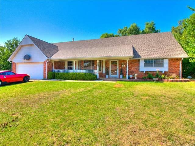 5913 NW 72nd Street, Warr Acres, OK 73132 (MLS #918933) :: Keri Gray Homes