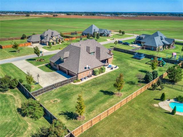 382 Haloka Avenue, Goldsby, OK 73093 (MLS #918946) :: Homestead & Co