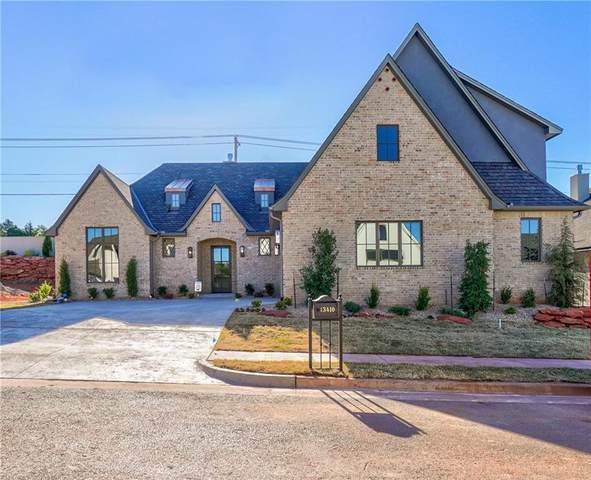 13416 Cedar Pointe Drive, Oklahoma City, OK 73131 (MLS #918951) :: Homestead & Co