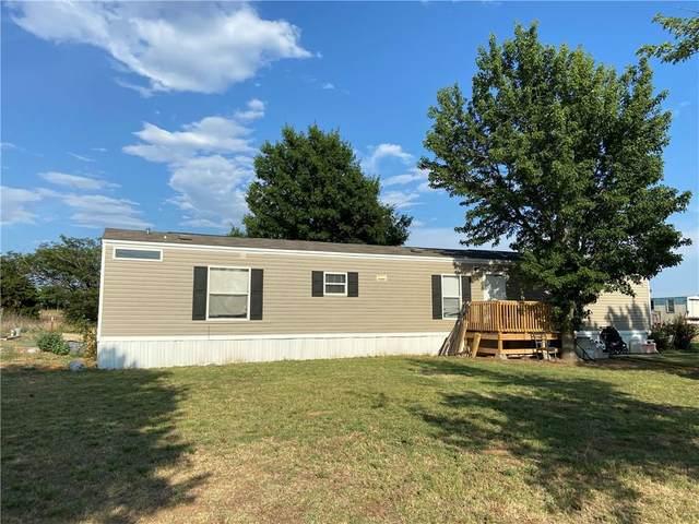 15622 S County Road 2074 Road, Blair, OK 73526 (MLS #918958) :: Homestead & Co