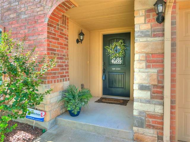 2340 NW 196th Terrace, Edmond, OK 73012 (MLS #918960) :: Keri Gray Homes