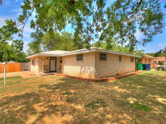 1013 SW 70th Street, Oklahoma City, OK 73139 (MLS #918967) :: Homestead & Co