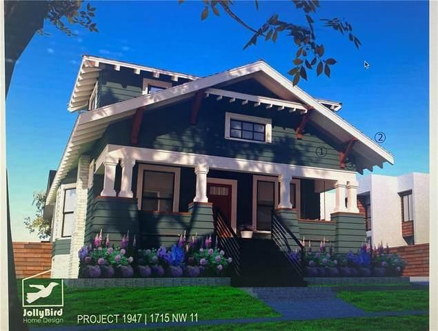 1715 NW 11th Street, Oklahoma City, OK 73106 (MLS #918987) :: Homestead & Co