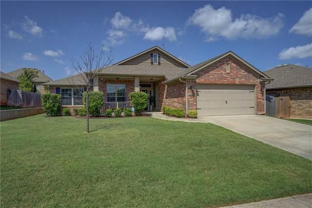 3840 Kings Canyon Road, Norman, OK 73071 (MLS #918993) :: Homestead & Co