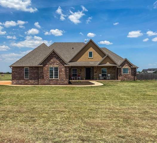 4883 Cottontail Trail, Cashion, OK 73016 (MLS #918995) :: Homestead & Co
