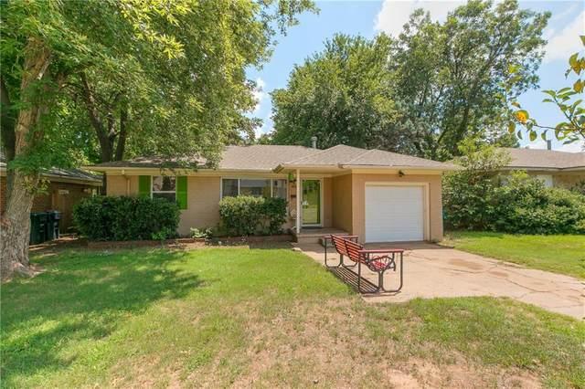 4126 NW 20th Street, Oklahoma City, OK 73107 (MLS #919012) :: Keri Gray Homes