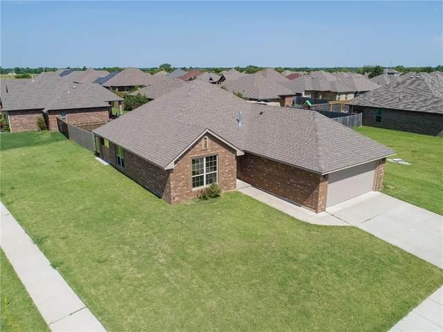 14617 Harli Lane, Moore, OK 73170 (MLS #919013) :: Keri Gray Homes