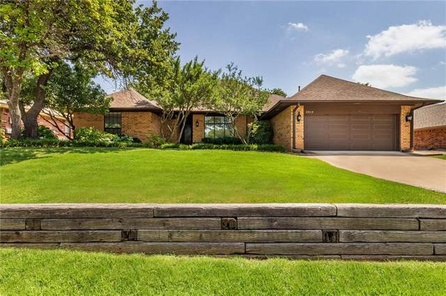 2312 Coachlight Drive, Edmond, OK 73013 (MLS #919015) :: Homestead & Co