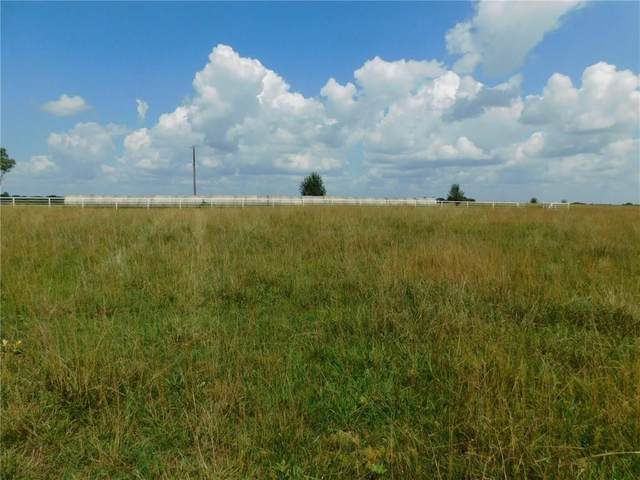 N 3520 Road, Earlsboro, OK 74840 (MLS #919020) :: Homestead & Co