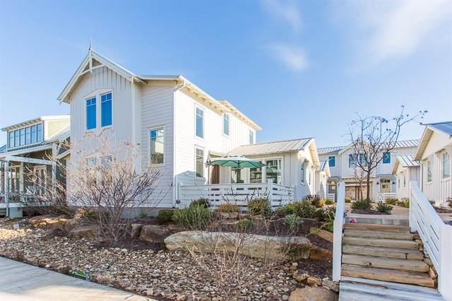 29 Boardwalk 29A, Eufaula, OK 74432 (MLS #919042) :: Homestead & Co