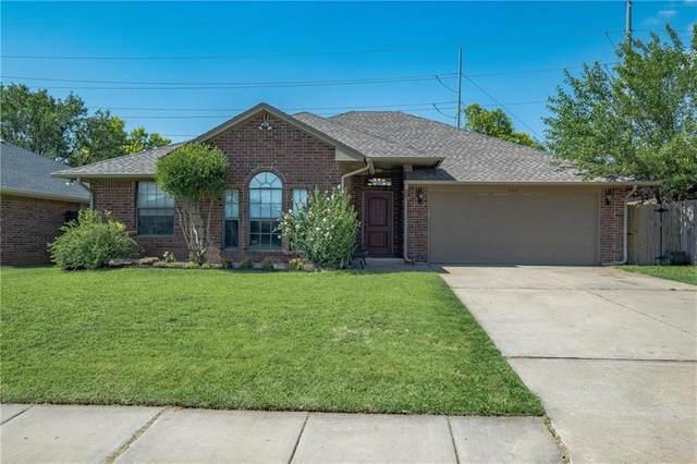 1617 Pinnacle Lane, Edmond, OK 73003 (MLS #919056) :: Keri Gray Homes