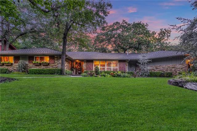 2021 N Briarcliff Avenue, Bethany, OK 73008 (MLS #919057) :: Keri Gray Homes