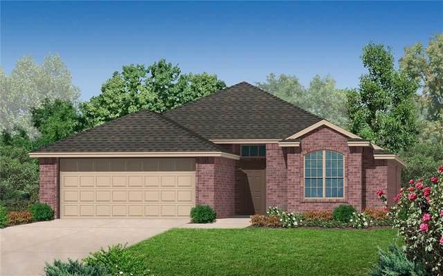 9101 SW 45th Terrace, Oklahoma City, OK 73179 (MLS #919064) :: Erhardt Group at Keller Williams Mulinix OKC