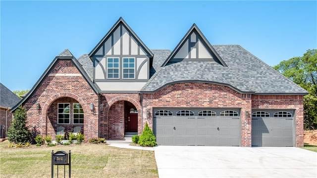 3641 Cobbler Court, Edmond, OK 73034 (MLS #919068) :: Homestead & Co