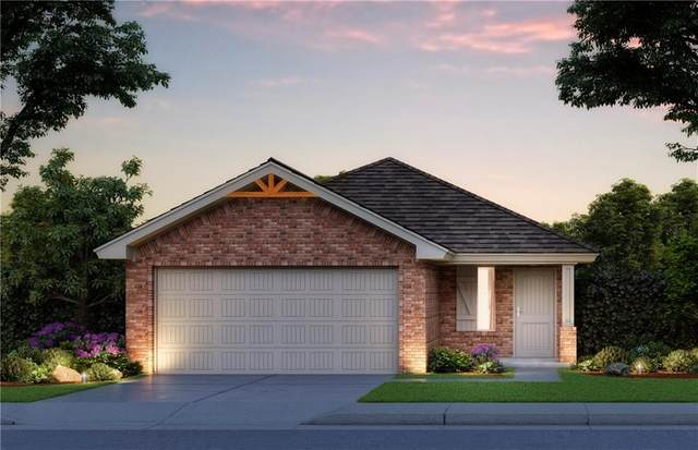 2720 NW 195th Street, Edmond, OK 73012 (MLS #919071) :: Homestead & Co