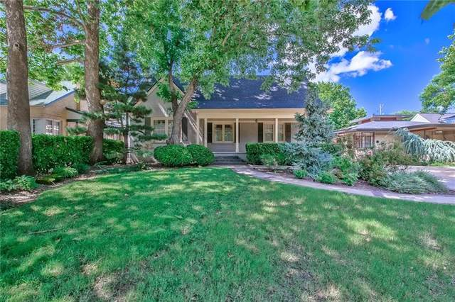 613 NW 42nd Street, Oklahoma City, OK 73118 (MLS #919083) :: Keri Gray Homes