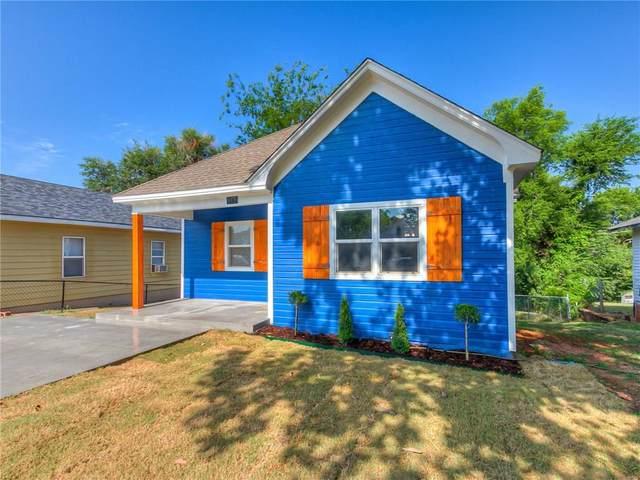 815 N Wentz Street, Guthrie, OK 73044 (MLS #919086) :: Homestead & Co