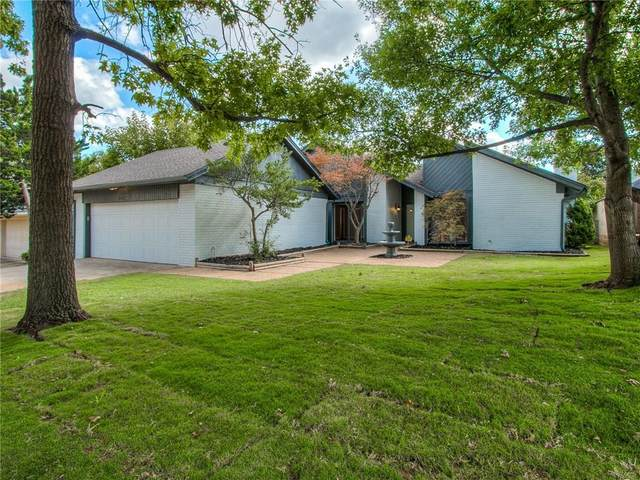 3008 N Castlerock, Oklahoma City, OK 73120 (MLS #919091) :: Homestead & Co