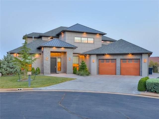 15605 Via Sierra, Edmond, OK 73013 (MLS #919093) :: Homestead & Co