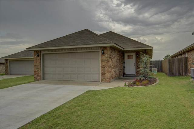 8117 Frye Lane, Oklahoma City, OK 73135 (MLS #919098) :: Your H.O.M.E. Team