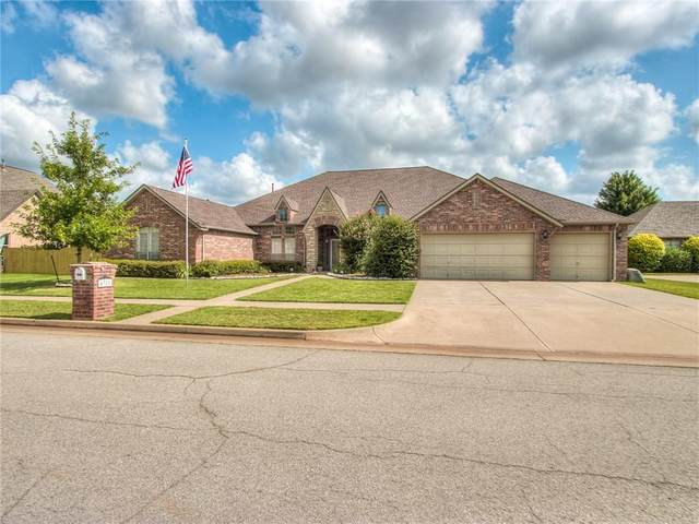 4321 NW 143rd Street, Oklahoma City, OK 73134 (MLS #919105) :: Homestead & Co