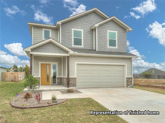 2021 Sara Vista Drive, Yukon, OK 73099 (MLS #919126) :: Homestead & Co