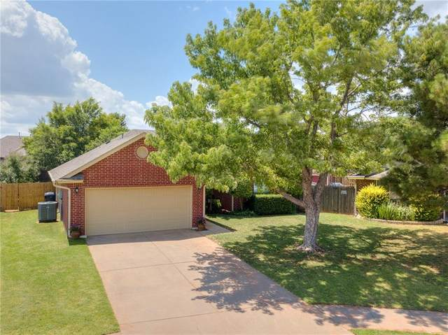 13317 Grayson Place, Oklahoma City, OK 73142 (MLS #919164) :: Homestead & Co