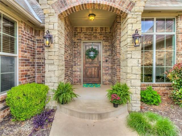 5517 NW 130th Street, Oklahoma City, OK 73142 (MLS #919166) :: Homestead & Co