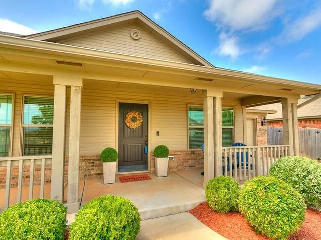 2700 NW 187th Terrace, Edmond, OK 73012 (MLS #919177) :: Homestead & Co
