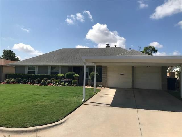 412 SW 65 Street, Oklahoma City, OK 73139 (MLS #919182) :: Homestead & Co