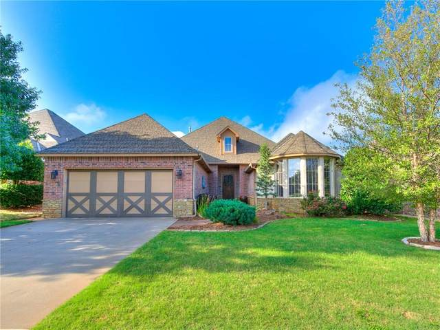912 NW 194th Terrace, Edmond, OK 73012 (MLS #919189) :: Homestead & Co