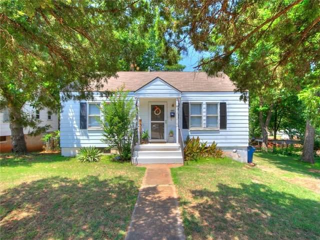 505 N Wentz Street, Guthrie, OK 73044 (MLS #919191) :: Homestead & Co