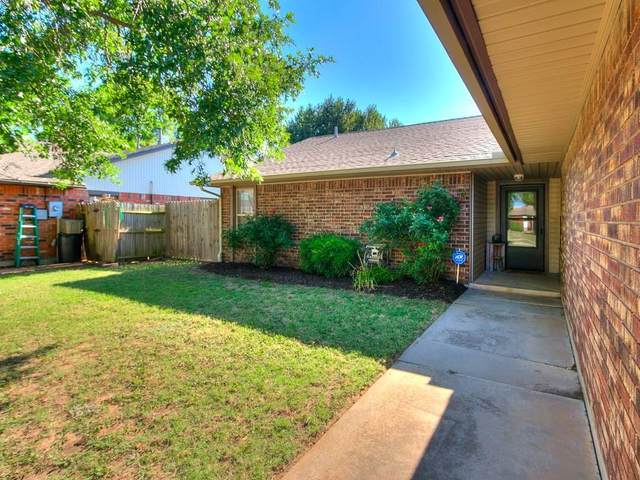 12513 Pine Bluff Drive, Oklahoma City, OK 73142 (MLS #919225) :: Erhardt Group at Keller Williams Mulinix OKC