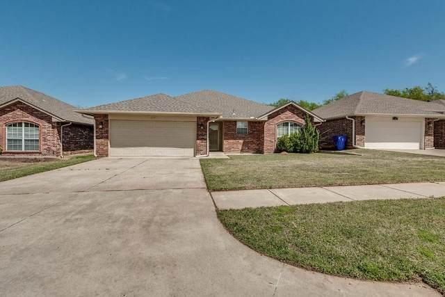 617 Cavecreek Street, Norman, OK 73071 (MLS #919231) :: Homestead & Co