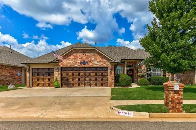 14013 Korbyn Drive, Oklahoma City, OK 73099 (MLS #919243) :: Homestead & Co