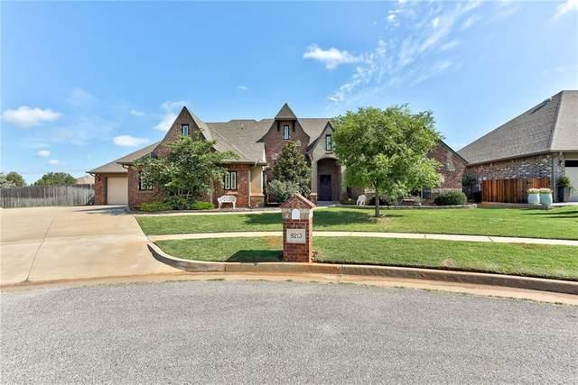 9213 SW 30th Terrace, Oklahoma City, OK 73179 (MLS #919246) :: Homestead & Co