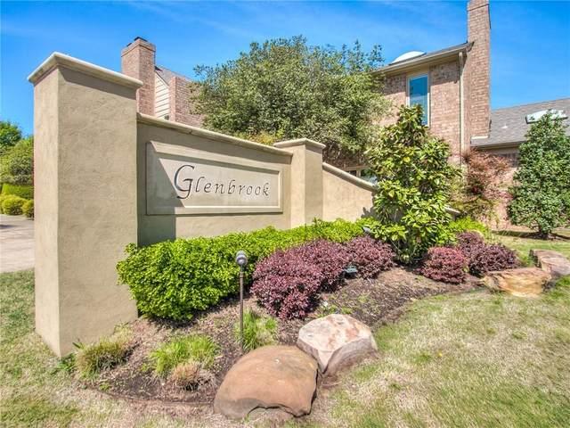 1201 Glenbrook Drive #5, Oklahoma City, OK 73118 (MLS #919250) :: Your H.O.M.E. Team