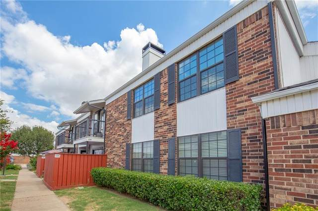 3003 River Oaks Drive #224, Norman, OK 73072 (MLS #919262) :: Homestead & Co