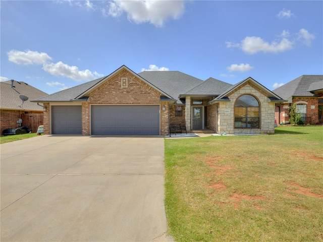 1205 Coleman Trail, Kingfisher, OK 73750 (MLS #919281) :: Homestead & Co