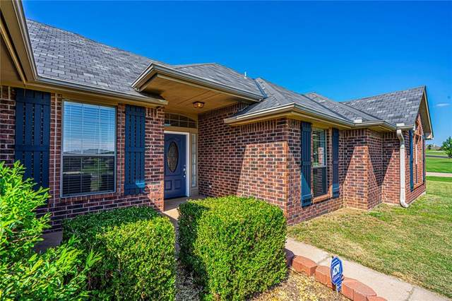 1560 Derby Lane, Guthrie, OK 73044 (MLS #919285) :: Homestead & Co