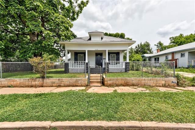 1219 NE 19th Street, Oklahoma City, OK 73111 (MLS #919312) :: Homestead & Co