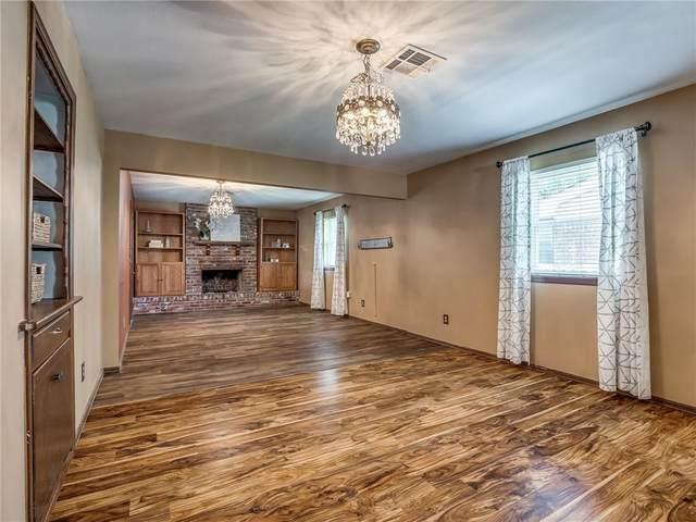 8120 NW 28th Terrace, Bethany, OK 73008 (MLS #919325) :: Homestead & Co