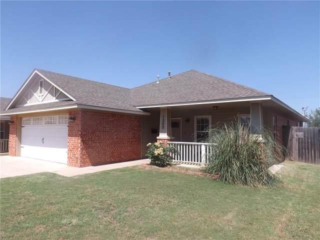 1300 N Hudson Street, Altus, OK 73521 (MLS #919356) :: Homestead & Co