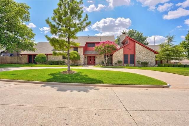 6805 N Lake Front Drive, Warr Acres, OK 73132 (MLS #919365) :: Homestead & Co