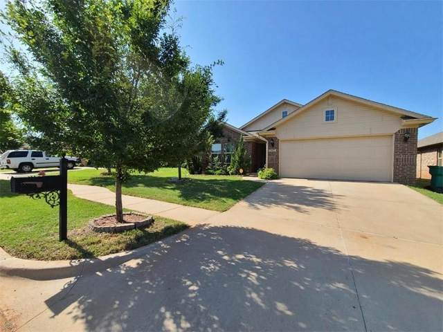 9520 SW 27th Street, Oklahoma City, OK 73128 (MLS #919378) :: Your H.O.M.E. Team
