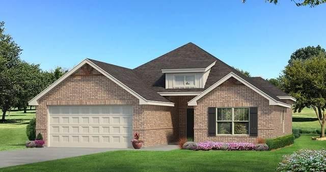 3325 NW 159th Terrace, Edmond, OK 73013 (MLS #919410) :: Keri Gray Homes