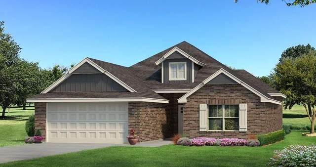 3329 NW 159th Terrace, Edmond, OK 73013 (MLS #919414) :: Keri Gray Homes