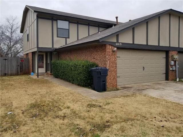 6017 Gaelic Glen Drive, Oklahoma City, OK 73142 (MLS #919418) :: ClearPoint Realty