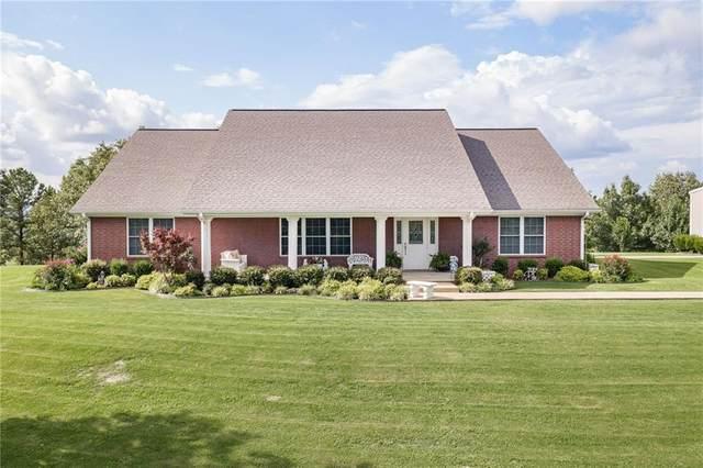 745 River Fish Road, Watson, OK 74963 (MLS #919425) :: Keri Gray Homes